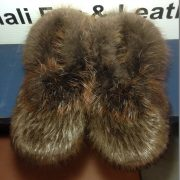 Beaver Toes With Beaver Trim $110