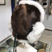 Blue Fox Black Beaver $325