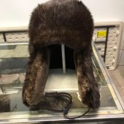 Otter With Sheared Beaver Flaps $325 2