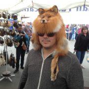 Red Fox Headhat $475