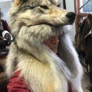 Wolf Headhat $850